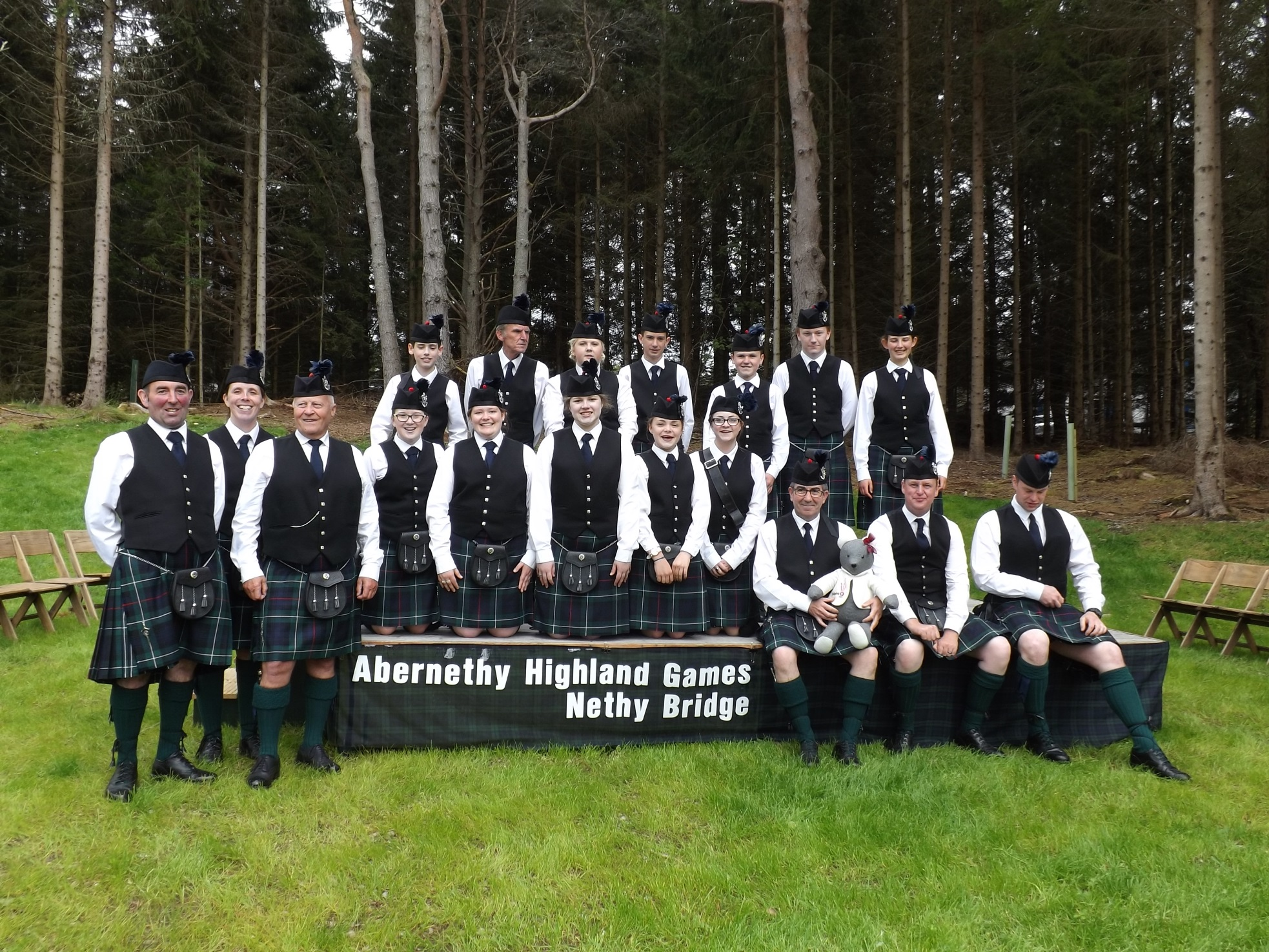 Nethybridge Highland Games