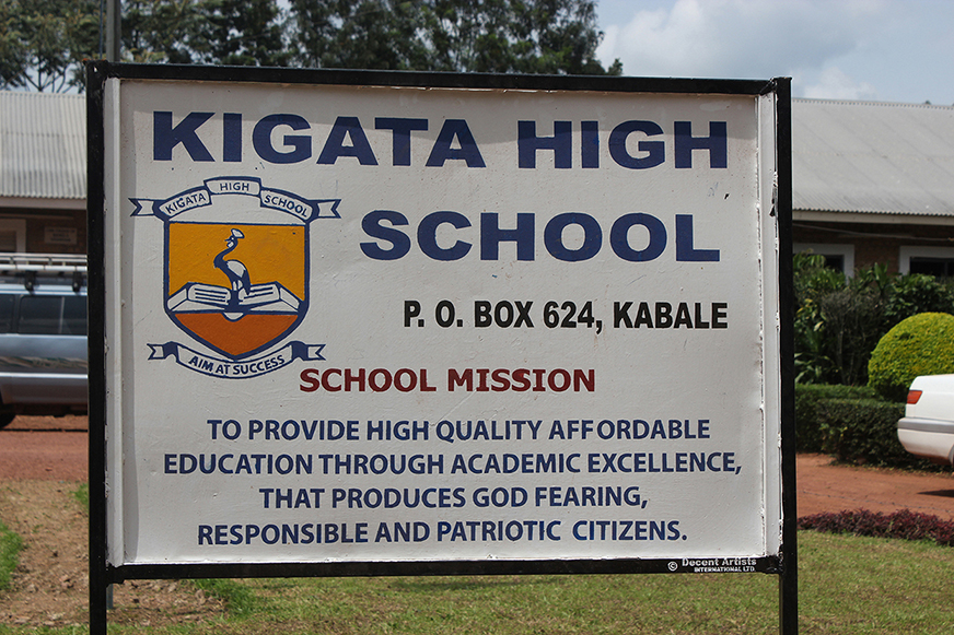 Kigata High School